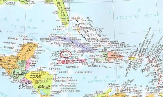 为什么腾讯、阿里、百度注册地不是中国,而是加勒比海上一个岛?
